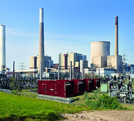 DAE Pumps DUOPacks at Power Plant
