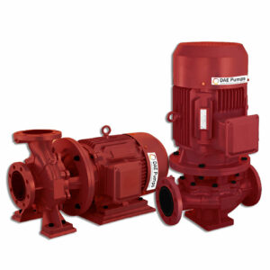 Flooded Suction Pumps