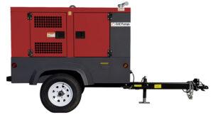 DAE Pumps Horton 25 Mobile Power Generator