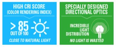 Leader in LED Chips and LED Optics