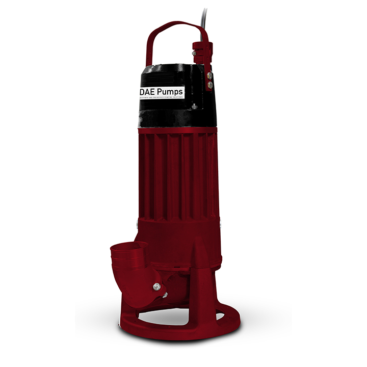 DAE Pumps Sonora S640 Electric Submersible Sludge Pumps