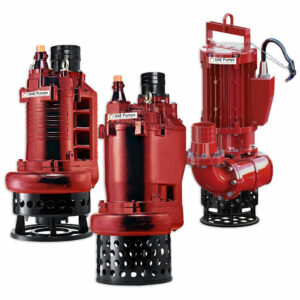 DAE Pumps Submersibles