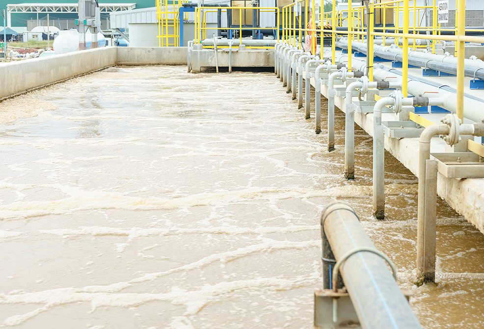 Pumps for Wastewater Treatment