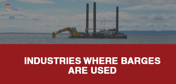 Industries Where Barges are Used