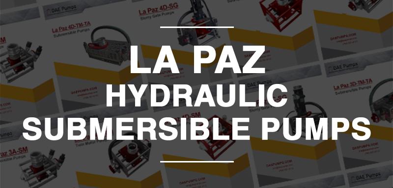 DAE Pumps La Paz Hydraulic Submersible Pumps