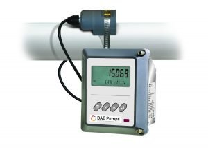 DAE Pumps UFM Doppler Ultrasonic Flow Meter