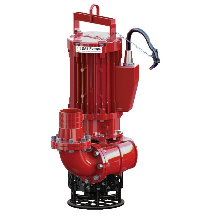 DAE Pumps 3506-SLD Submersible Sludge & Slurry Pump