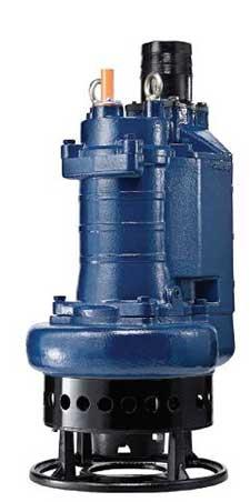dae-p337 solids pump