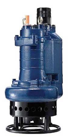 dae-p355 solids pump