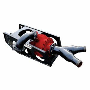 DAE Pumps Diver-Operated Dredge Pumps