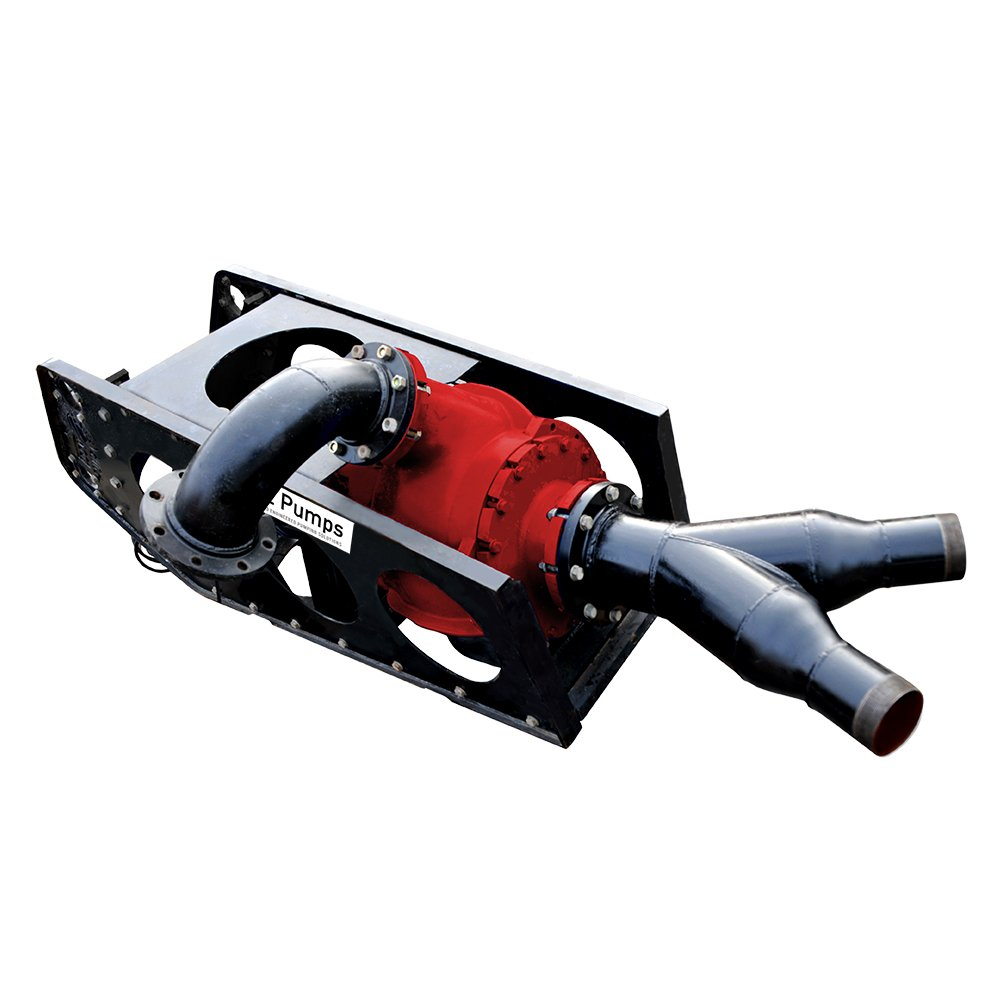 DAE Pumps Diver-Operated Dredge Pumps