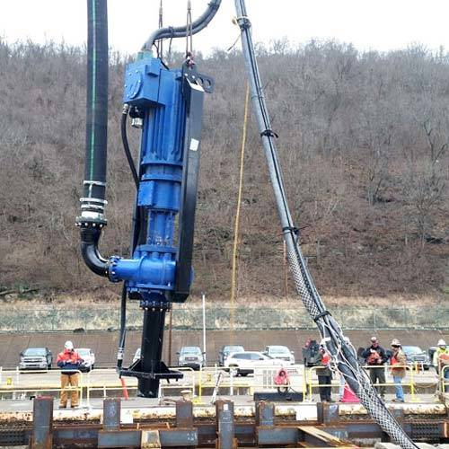 Cable Deployed Dredge - Cable Operated Dredge Pumps - DAE Pumps
