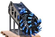 Excavator Dredge Attachment