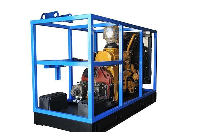 Hydraulic Power Unit HPU