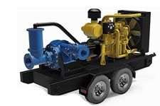 Self-priming Pump Trailer